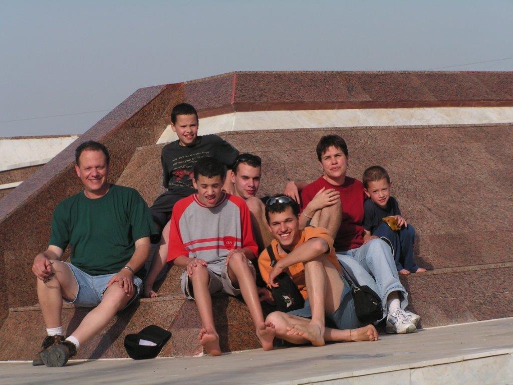שקד וינר תמונה משפחתית