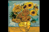 sunflower vangoch
